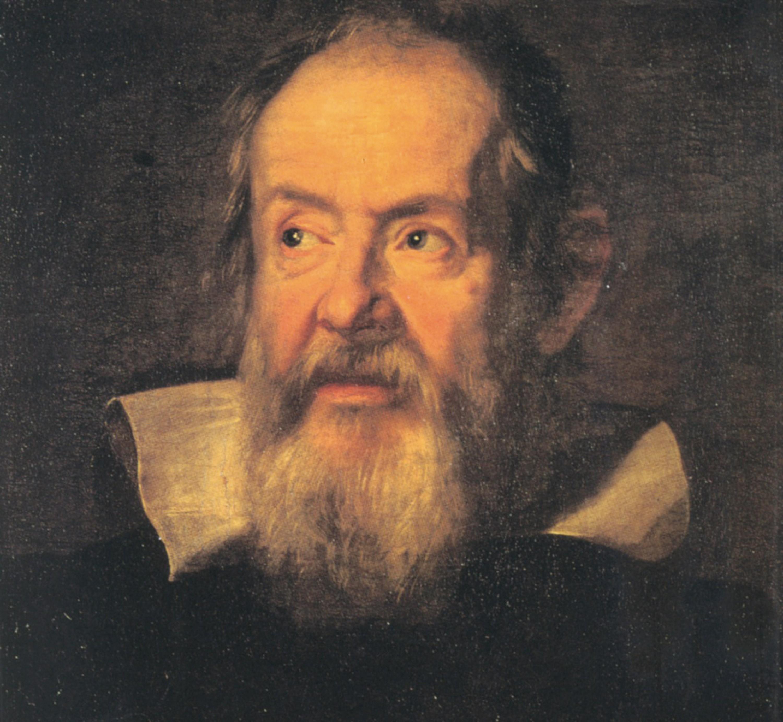 <stamp theme='pc-green1'>Doc. 1</stamp> Galilée est le premier à comprendre l'importance de l'approche mathématique pour construire la physique.