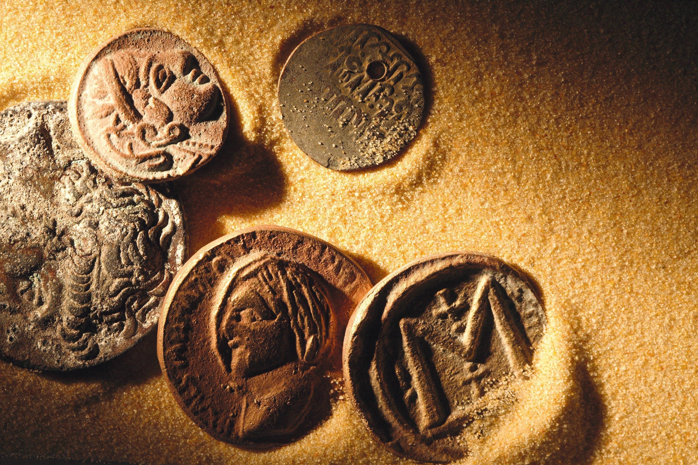 <stamp theme='pc-green1'>Doc. 4</stamp> Monnaie de cuivre.