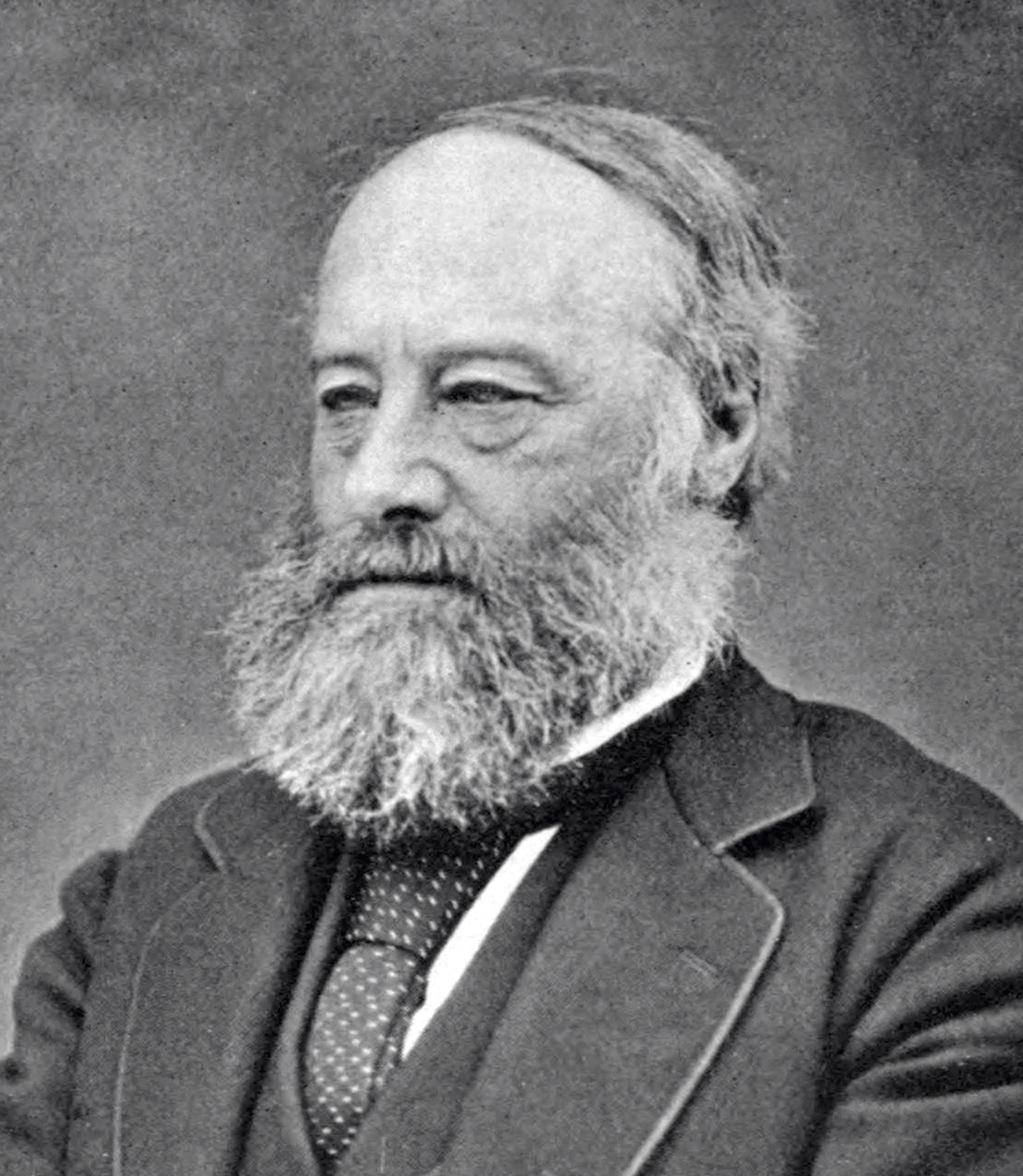 James Prescott Joule (1818 - 1889).