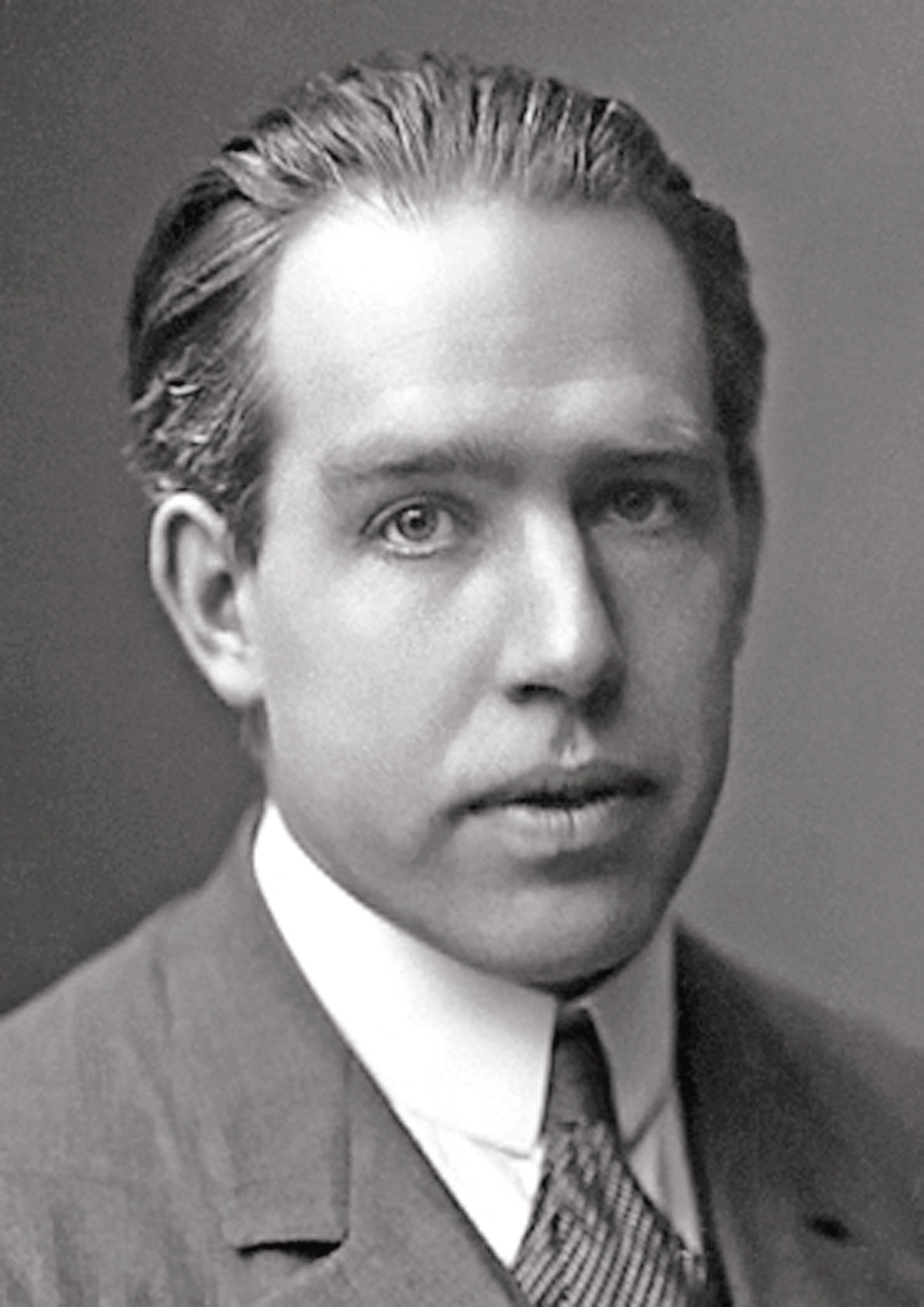 ▲ Niels Bohr (1885 -1962)
