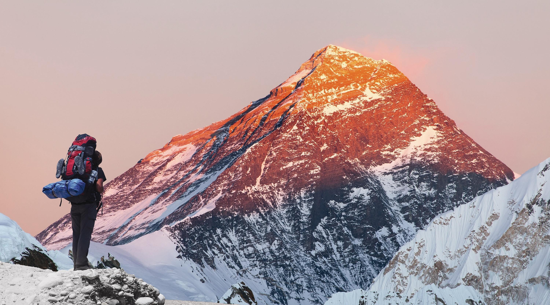 <stamp theme='pc-green1'>Doc. 1</stamp> Est-ce que mon poids change en haut de l'Everest ?