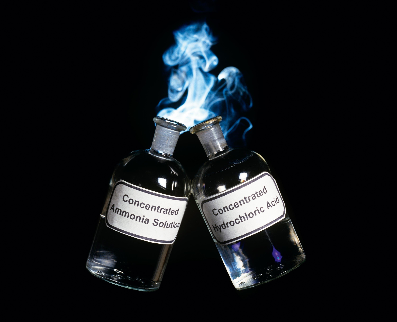 Chlorure d'ammonium