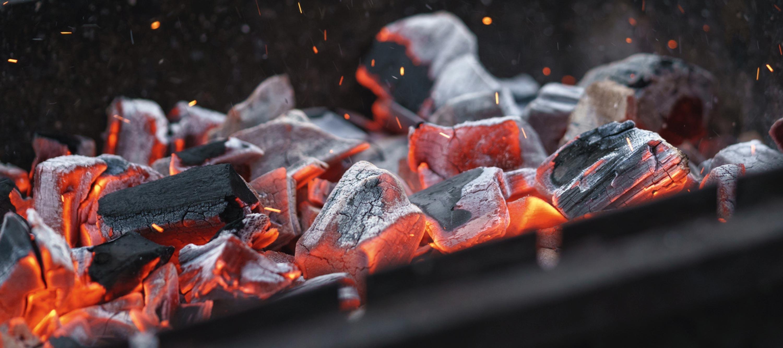 <stamp theme='pc-green1'>Doc. 1</stamp> Le carbone, élément-clé du barbecue.