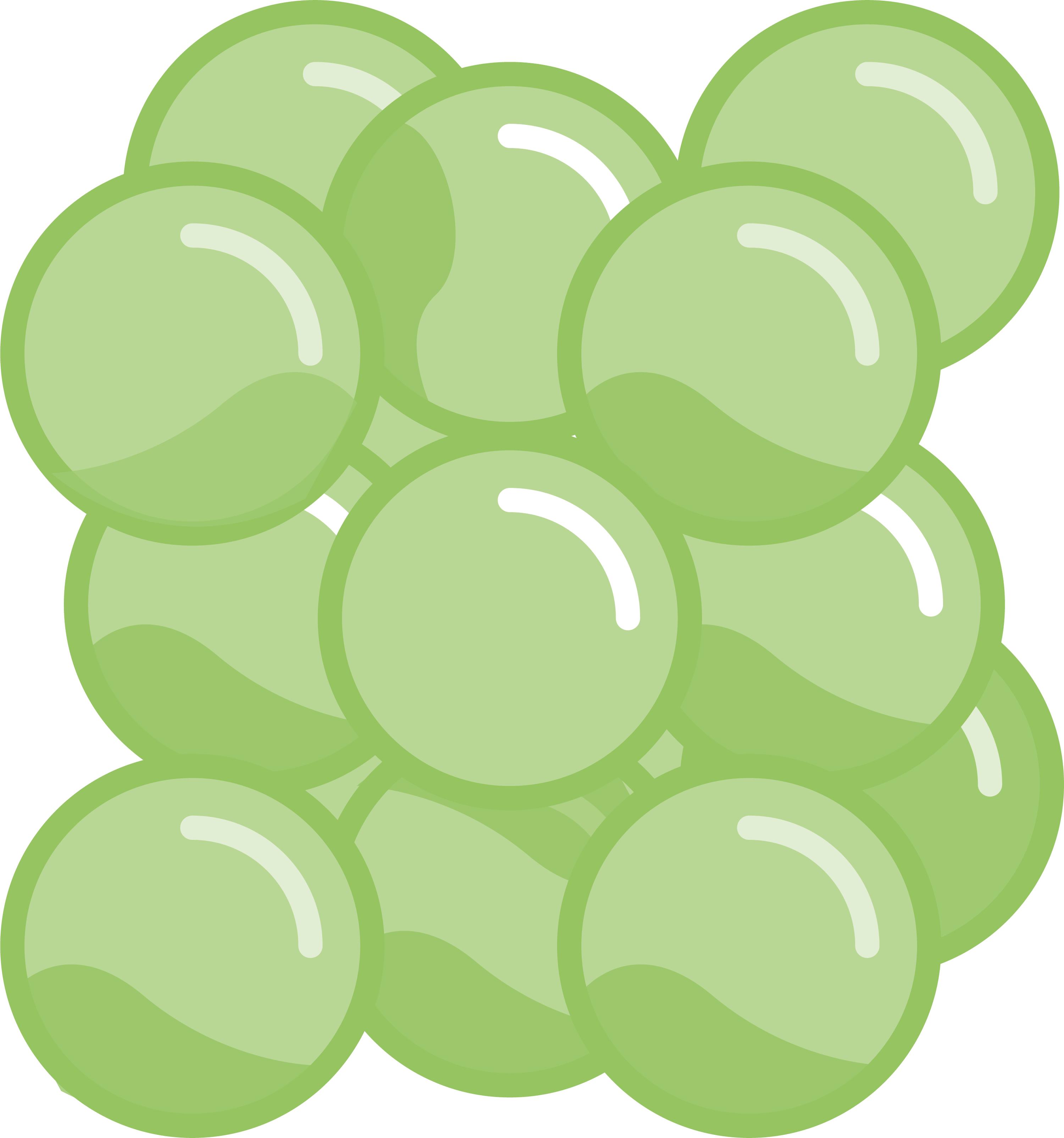 <stamp theme='pc-green1'>Doc. 1</stamp> Structure cristalline du cuivre.