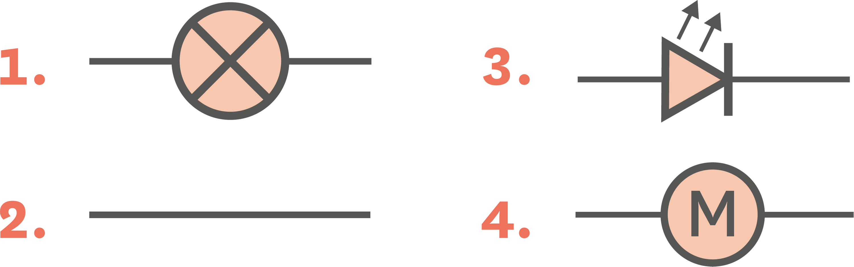 <stamp theme='pc-green1'>Doc. 1</stamp> Symbole normalisé du moteur.