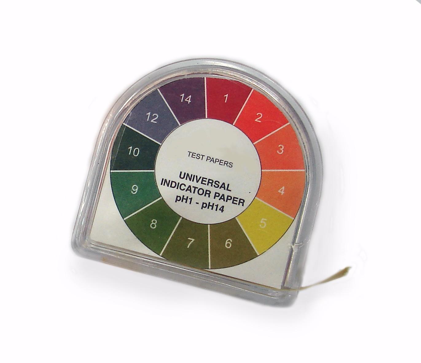 <stamp theme='pc-green1'>Doc. 3</stamp> Nuancier papier pH.