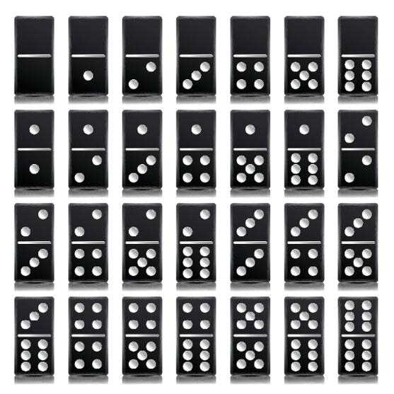 Maths spé - Chapitre 12 - Loi binomiale - exercice 55 - dominos