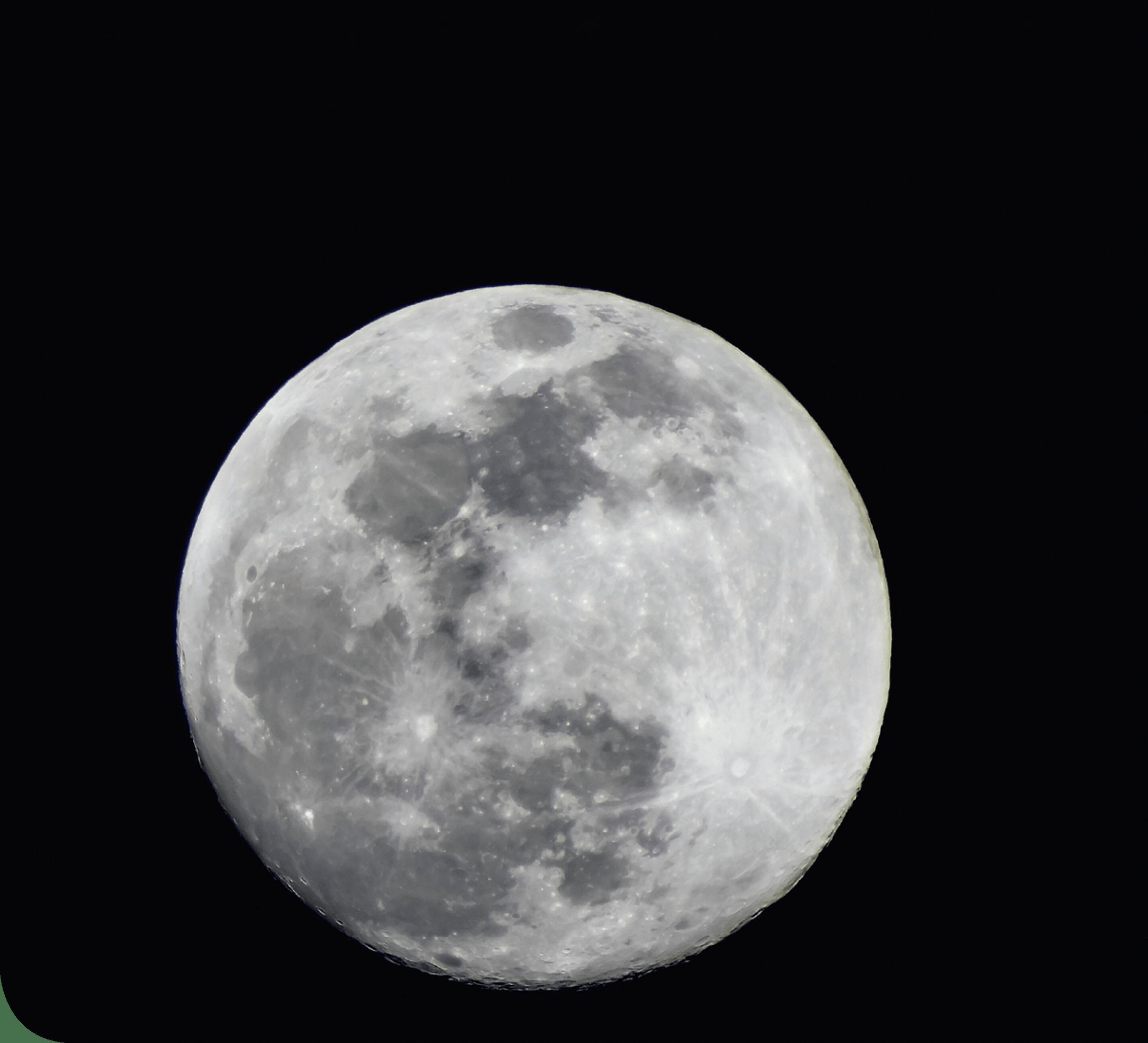 PC Tle - Lunette astronomique - Chapitre 19 - Ouverture - Lune