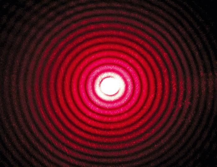 Cas d'un trou circulaire