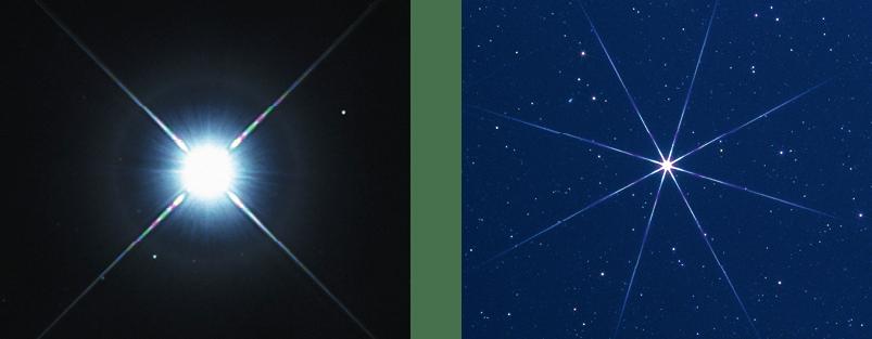 Photographies de Sirius
