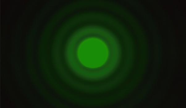 Tache de diffraction d'Airy