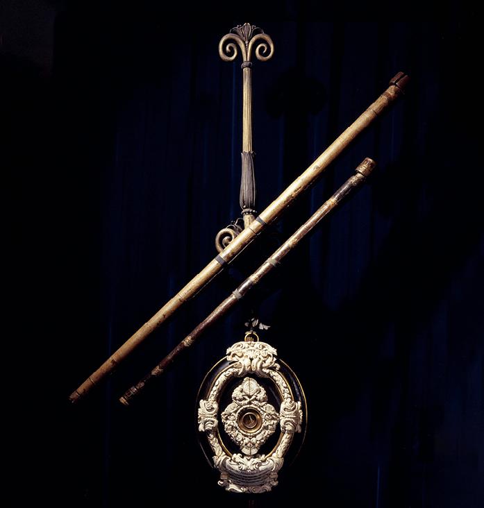 Chapitre 19 - Cours - Doc 4 -  Lunette astronomique de Galilée