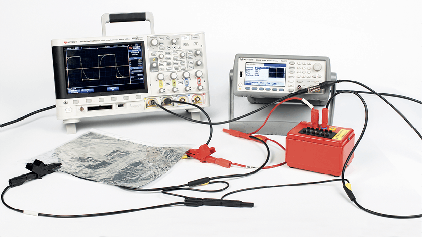 PC - chapitre 21 - Évolutions temporelles dans un circuit capacitif - Condensateur « fait maison »