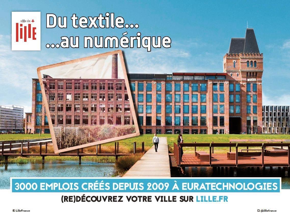 <stamp theme='his-green2'>Doc. 2</stamp> Le parc d'activités EuraTechnologies de Lille