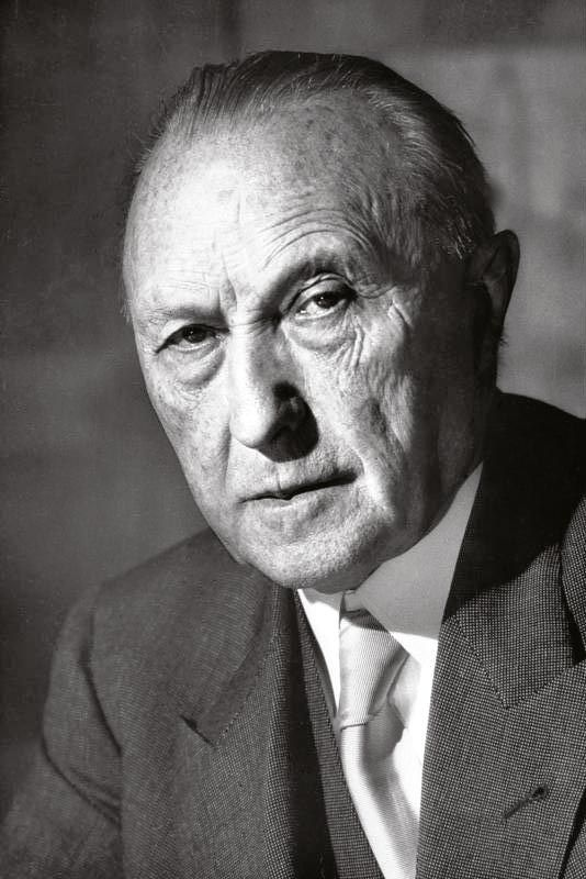 <stamp theme='his-green2'>Doc. 6</stamp> Konrad Adenauer
