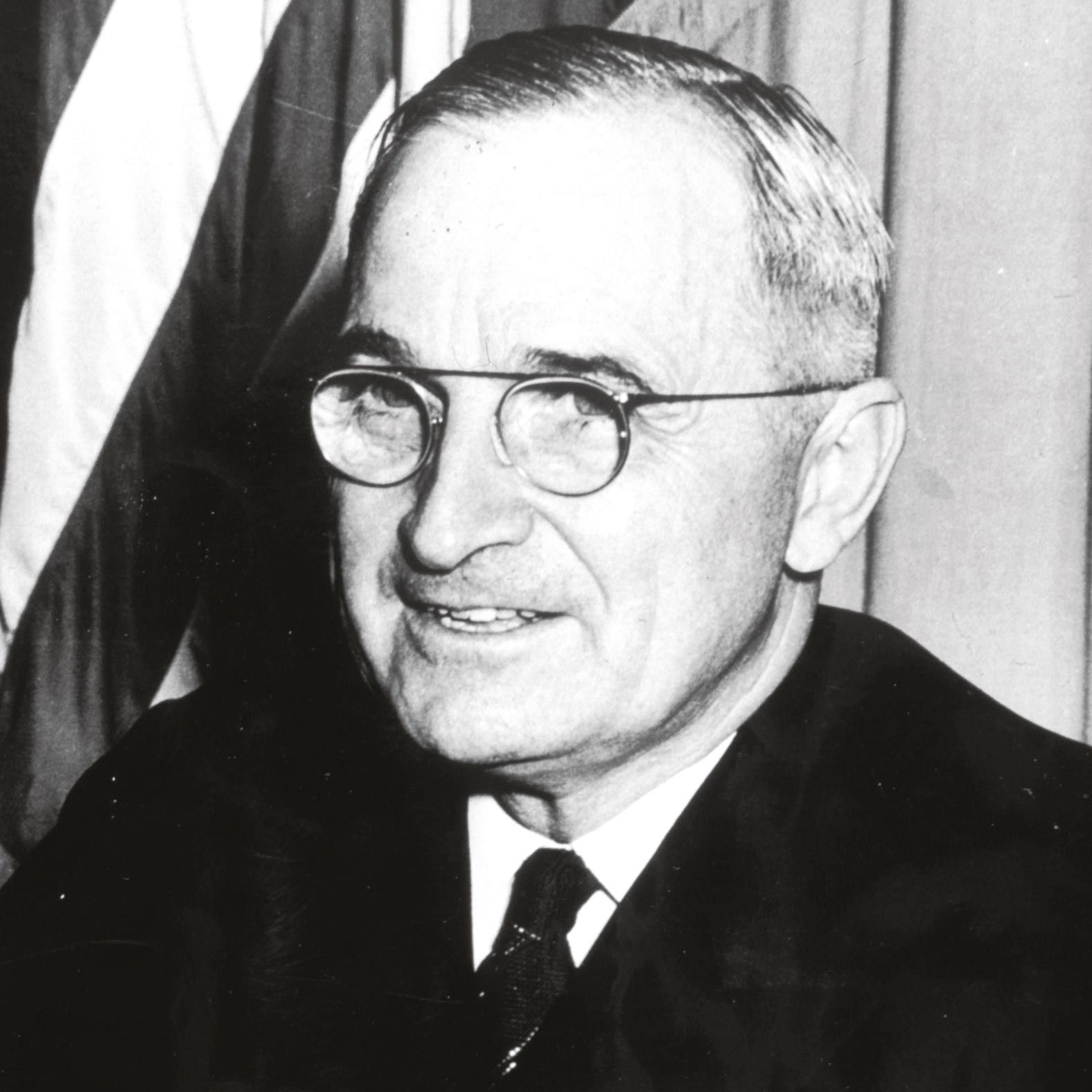 <stamp theme='his-green2'>Doc. 1</stamp> Harry S. Truman (1884-1972)