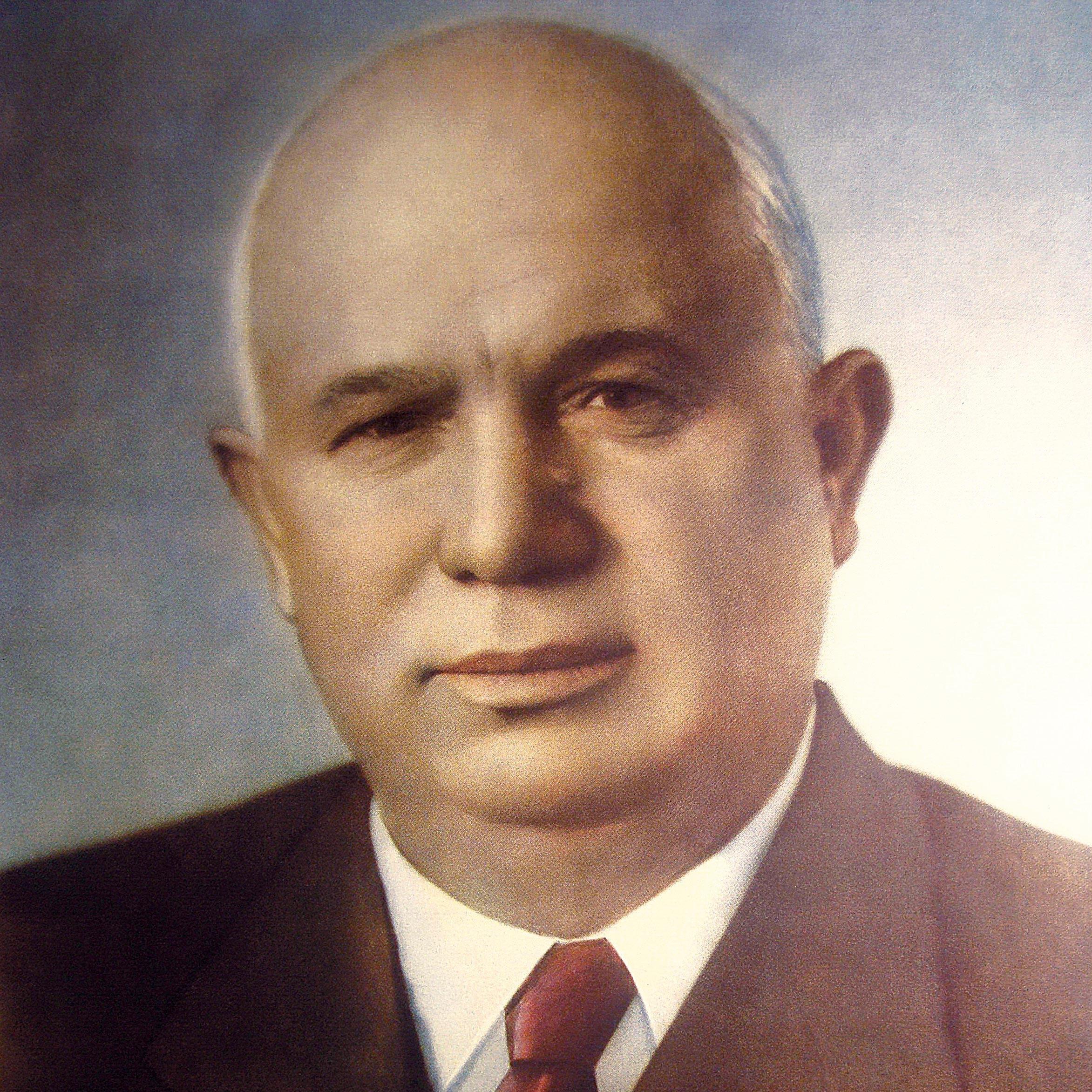 <stamp theme='his-green2'>Doc. 2</stamp> Nikita Khrouchtchev (1894-1971)