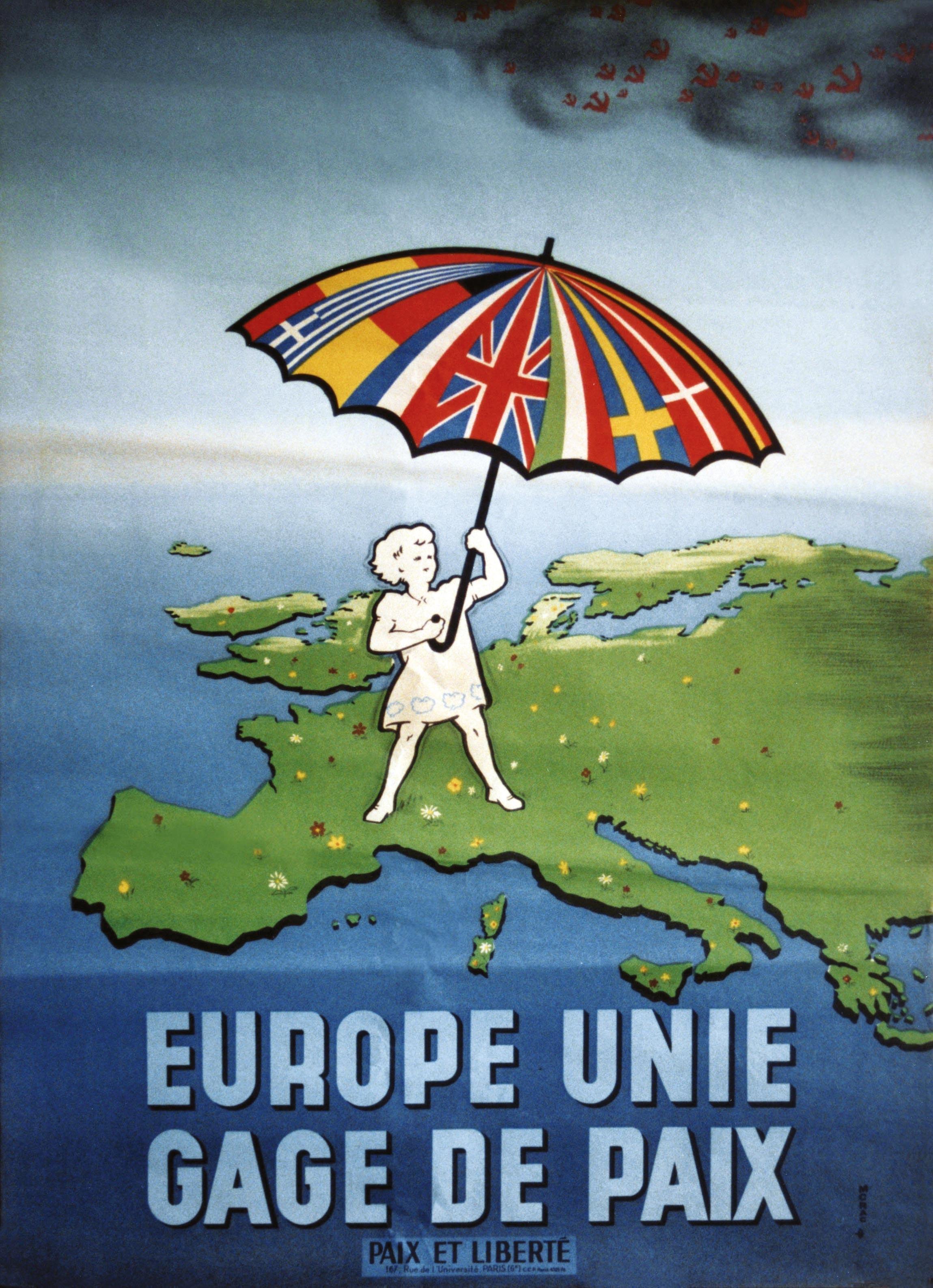 <stamp theme='his-green2'>Doc. 1</stamp> L'Europe de la paix