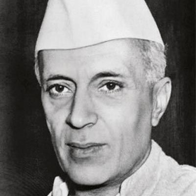 <stamp theme='his-green2'>Doc. 3</stamp> Nehru (1889-1964)