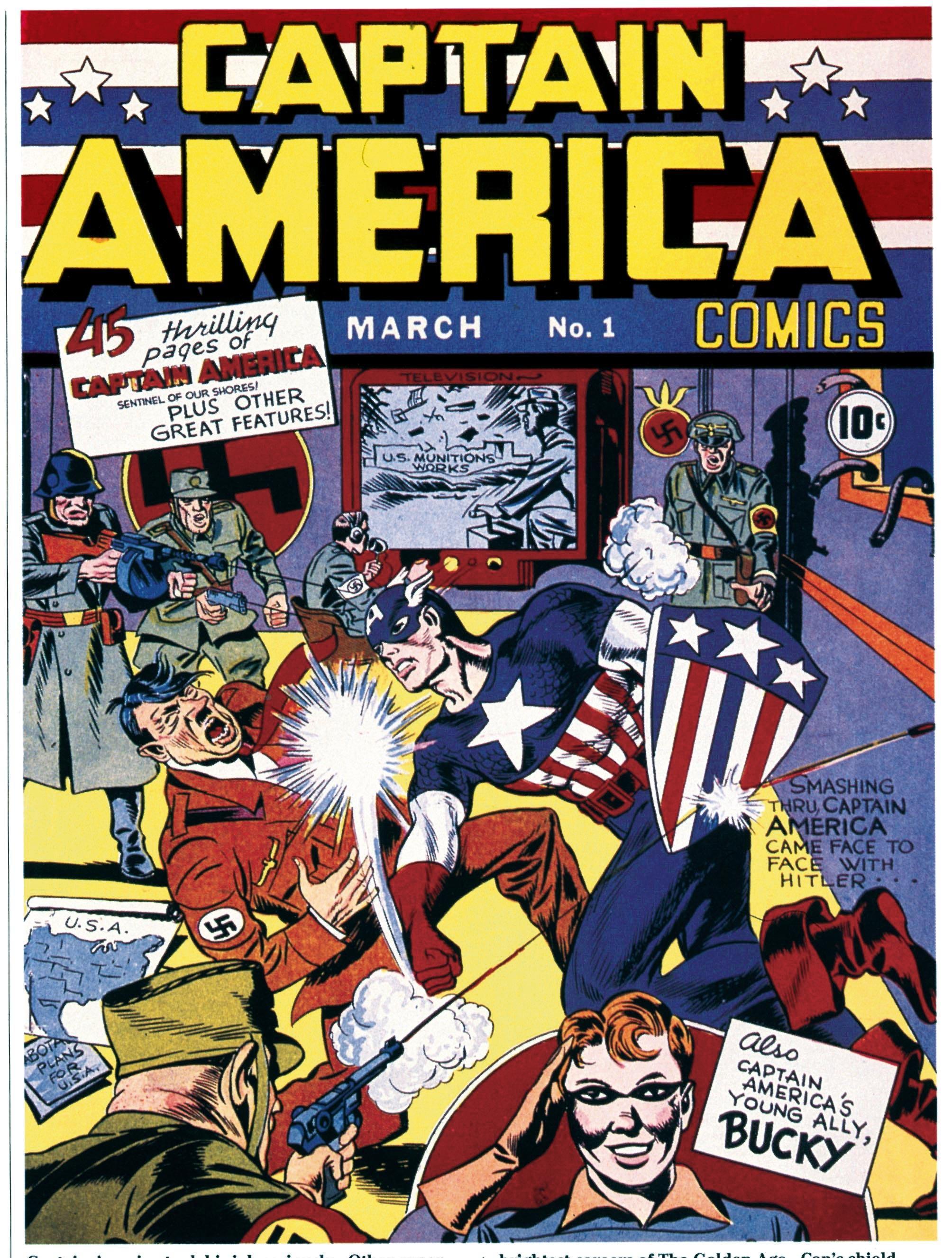 <stamp theme='his-green2'>Doc. 4</stamp> Les super-héros des comics américains