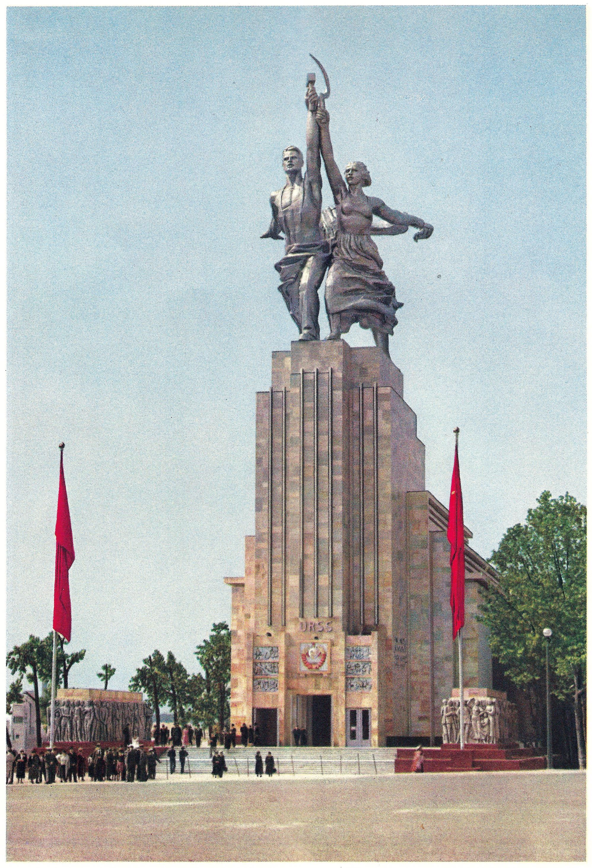 <stamp theme='his-green2'>Doc. 3</stamp> La sculpture en URSS