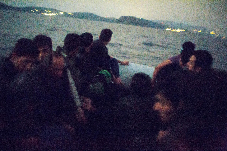 <stamp theme='his-green2'>Doc. 1</stamp> La traversée vers Samos (Grèce)