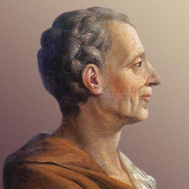 Portrait de Montesquieu, 1728