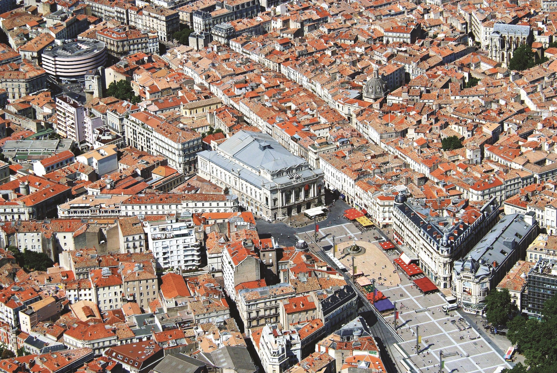 <stamp theme='his-green2'>Doc. 1</stamp> Deux communes dans l'aire urbaine de Montpellier