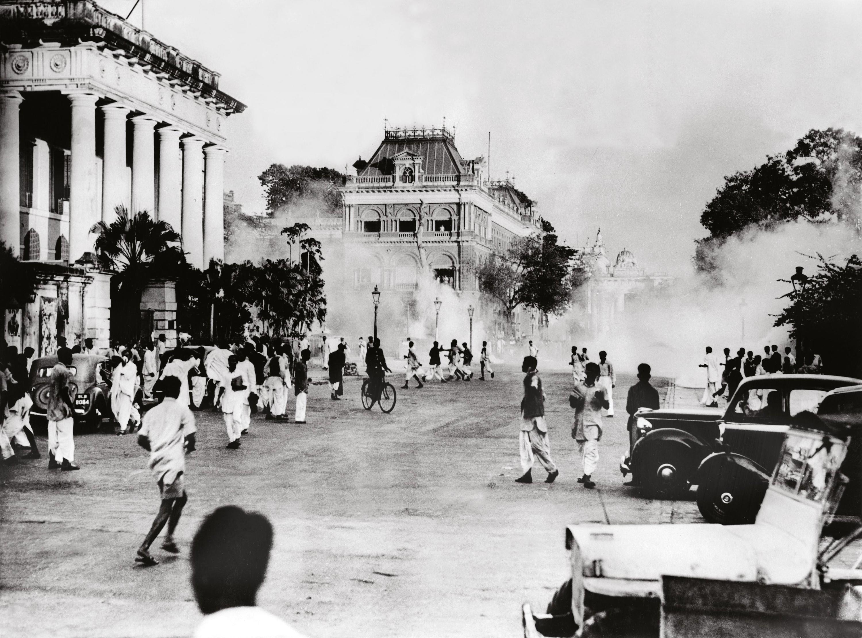 <stamp theme='his-green2'>Doc. 2</stamp> L'indépendance et la partition de l'Inde en 1947