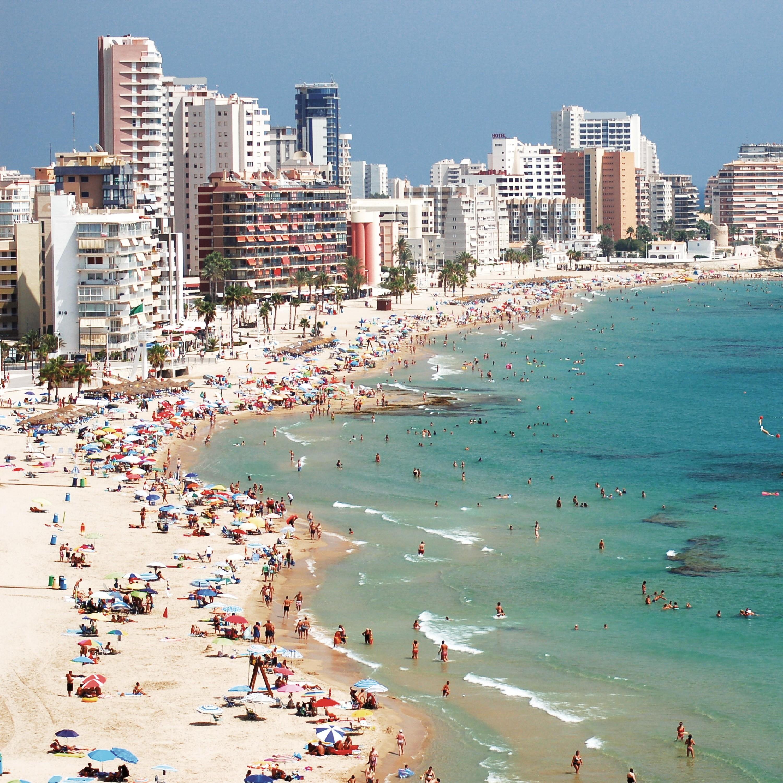 Tourisme de masse en Espagne
