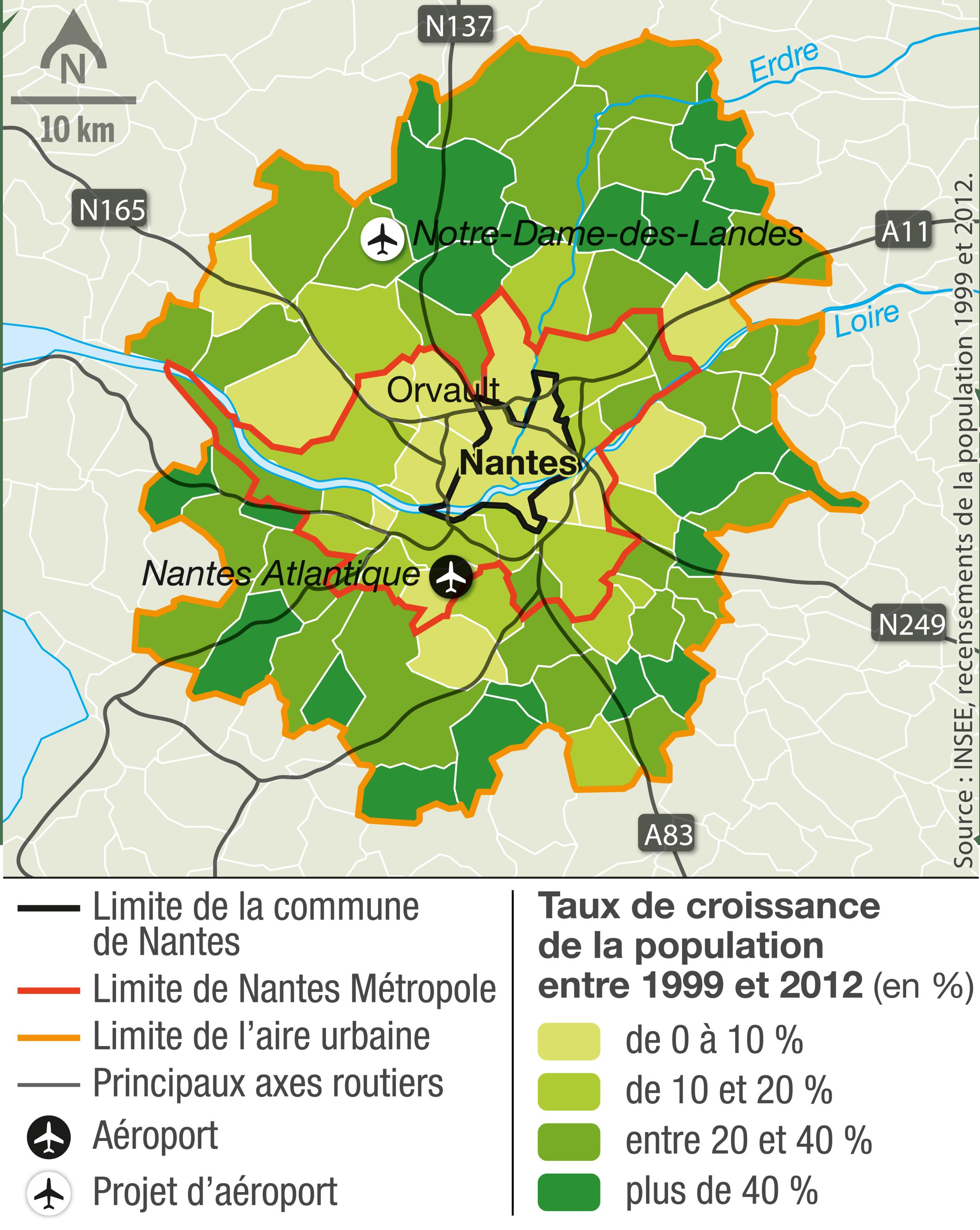 <stamp theme='his-green2'>Doc. 3</stamp> La croissance démographique de Nantes