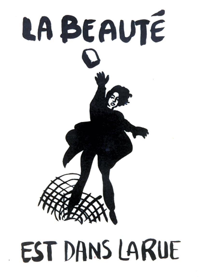 <stamp theme='his-green2'>Doc. 3</stamp> Affiche de Mai 68.