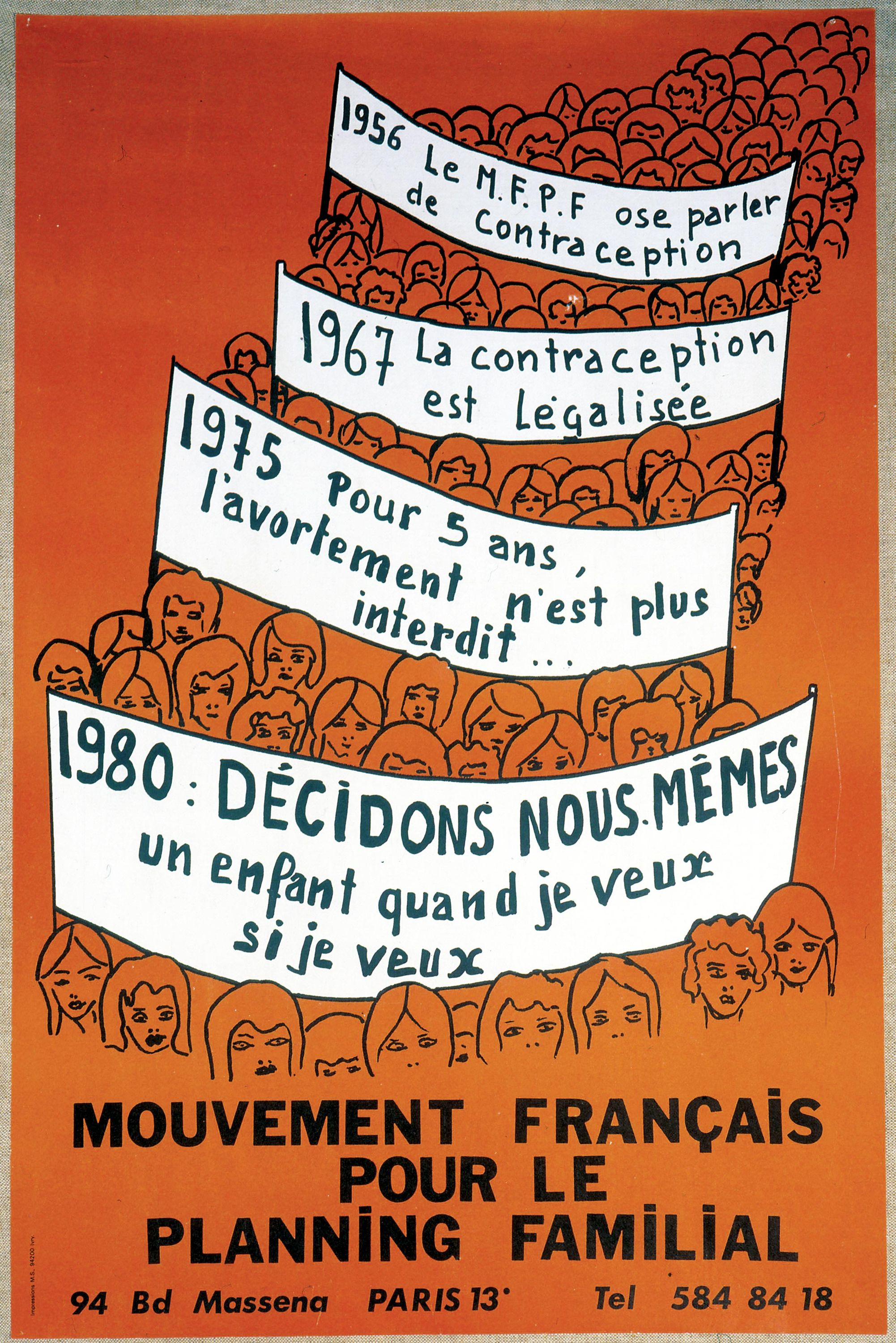 <stamp theme='his-green2'>Doc. 6</stamp> Affiche, 1980.