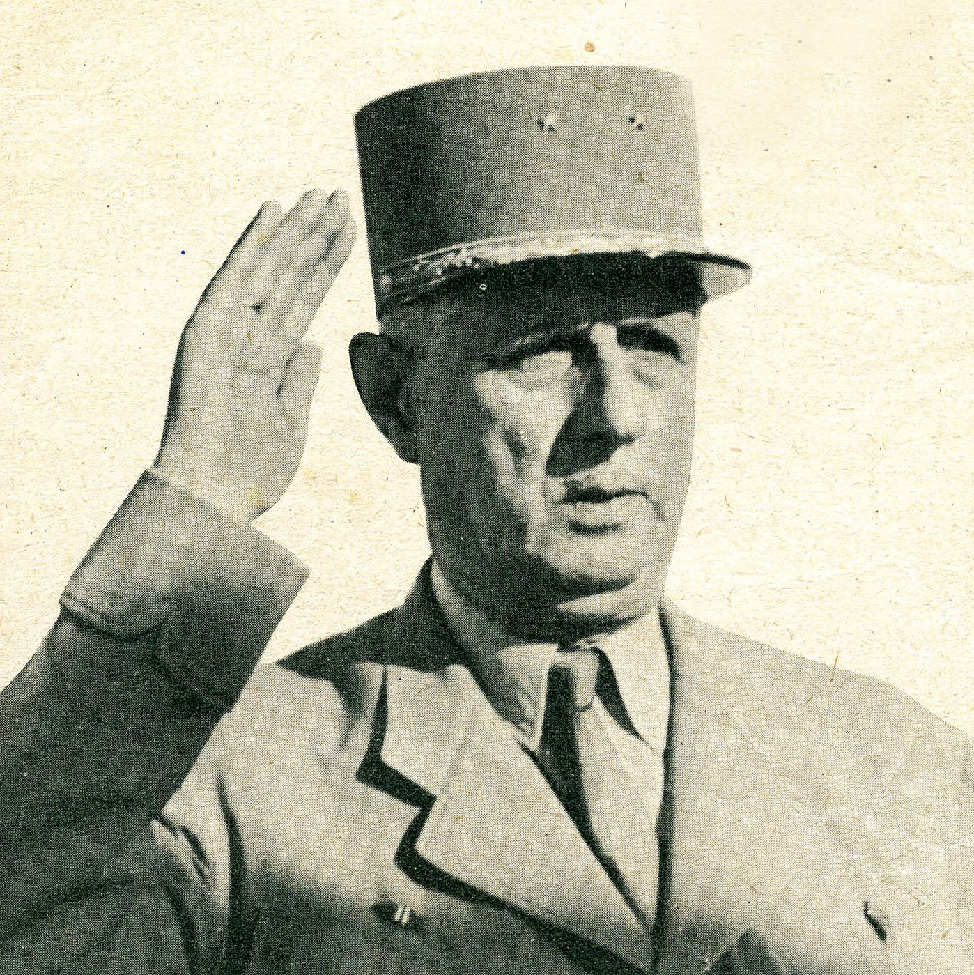 <stamp theme='his-green2'>Doc. 8</stamp> Charles de Gaulle (1890-1970)