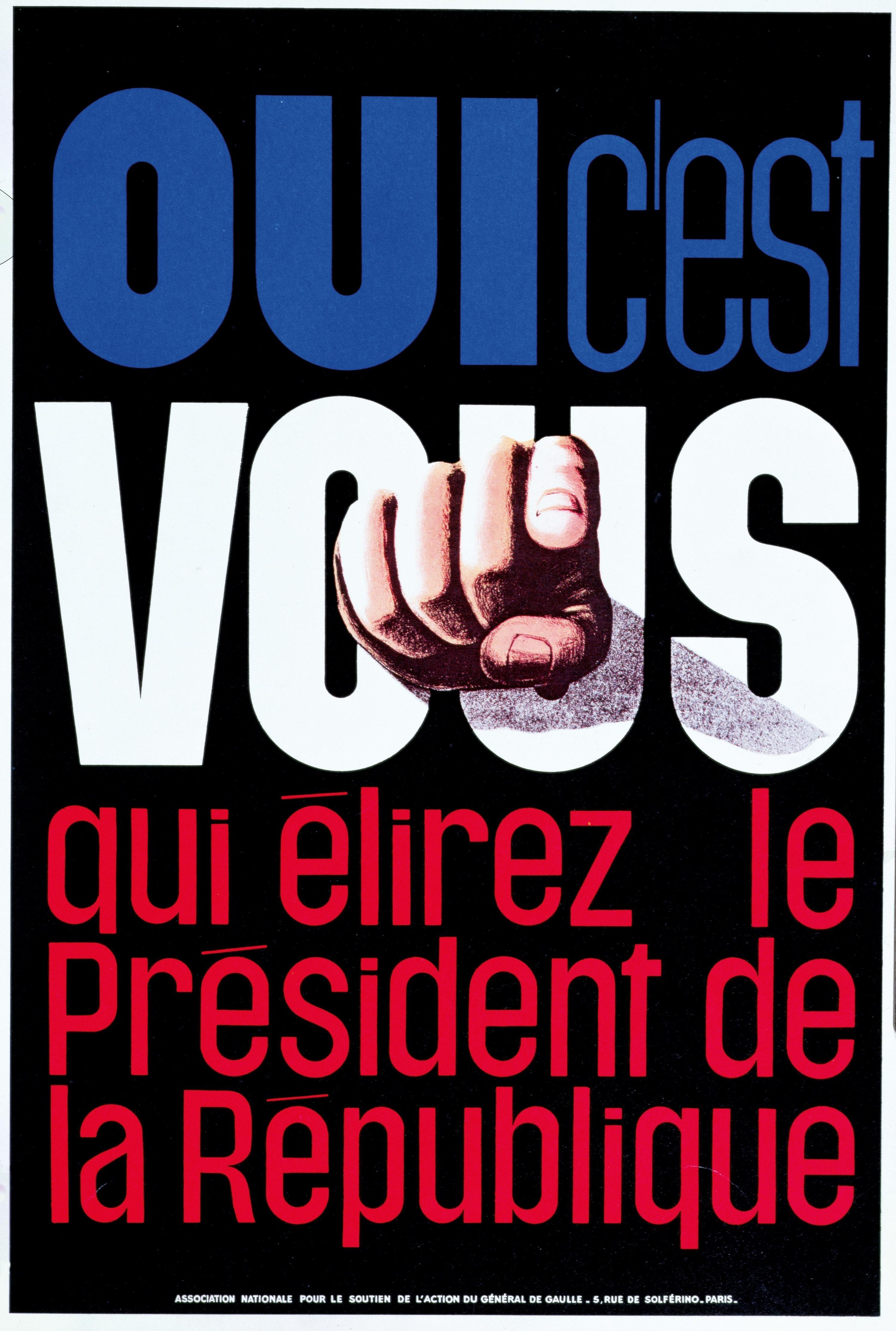 <stamp theme='his-green2'>Doc. 1</stamp> Réferendum sur l'élection du président