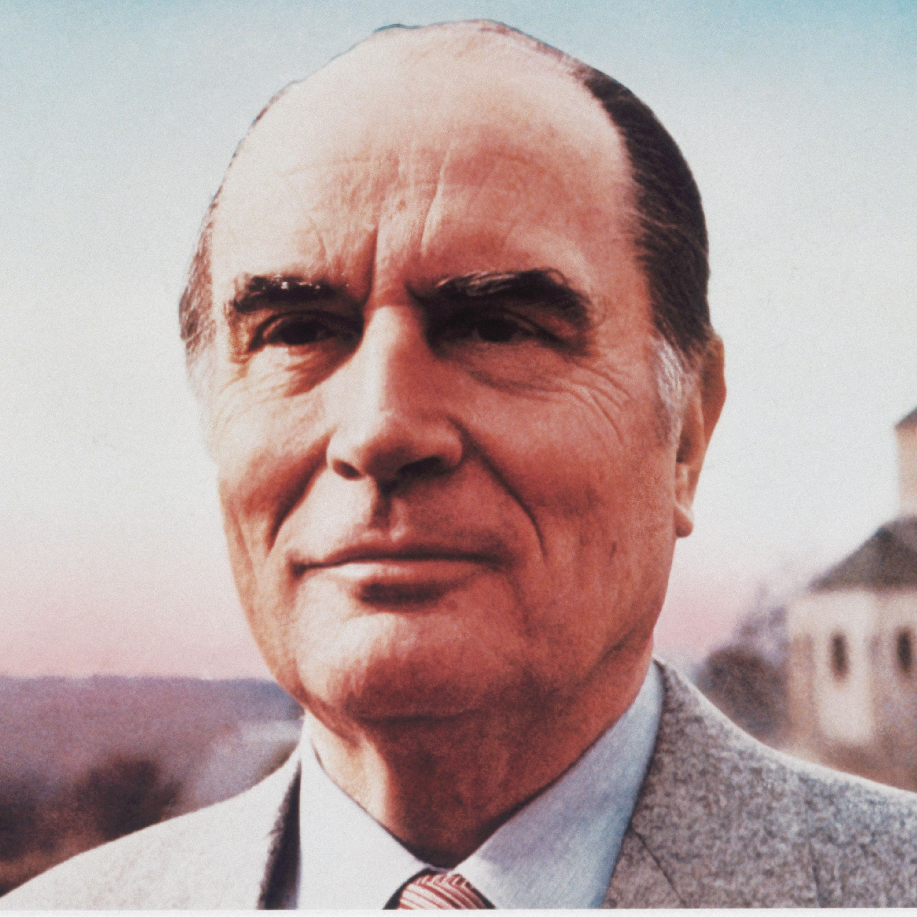 <stamp theme='his-green2'>Doc. 11</stamp> François Mitterrand (1916-1996)