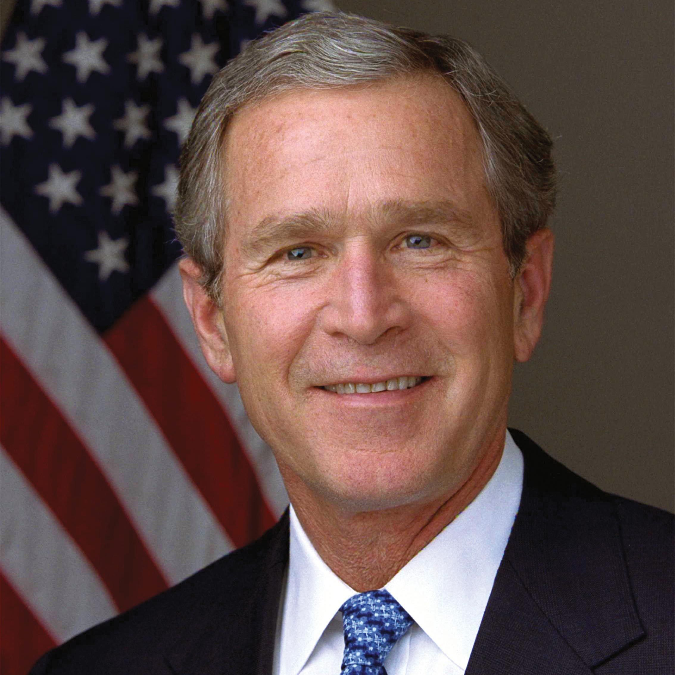 <stamp theme='his-green2'>Doc. 1</stamp> George W. bush (1946-)
