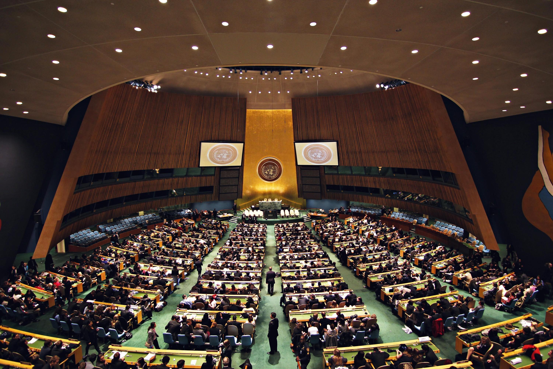 <stamp theme='his-green2'>Doc. 3</stamp> Assemblée générale des Nations Unies