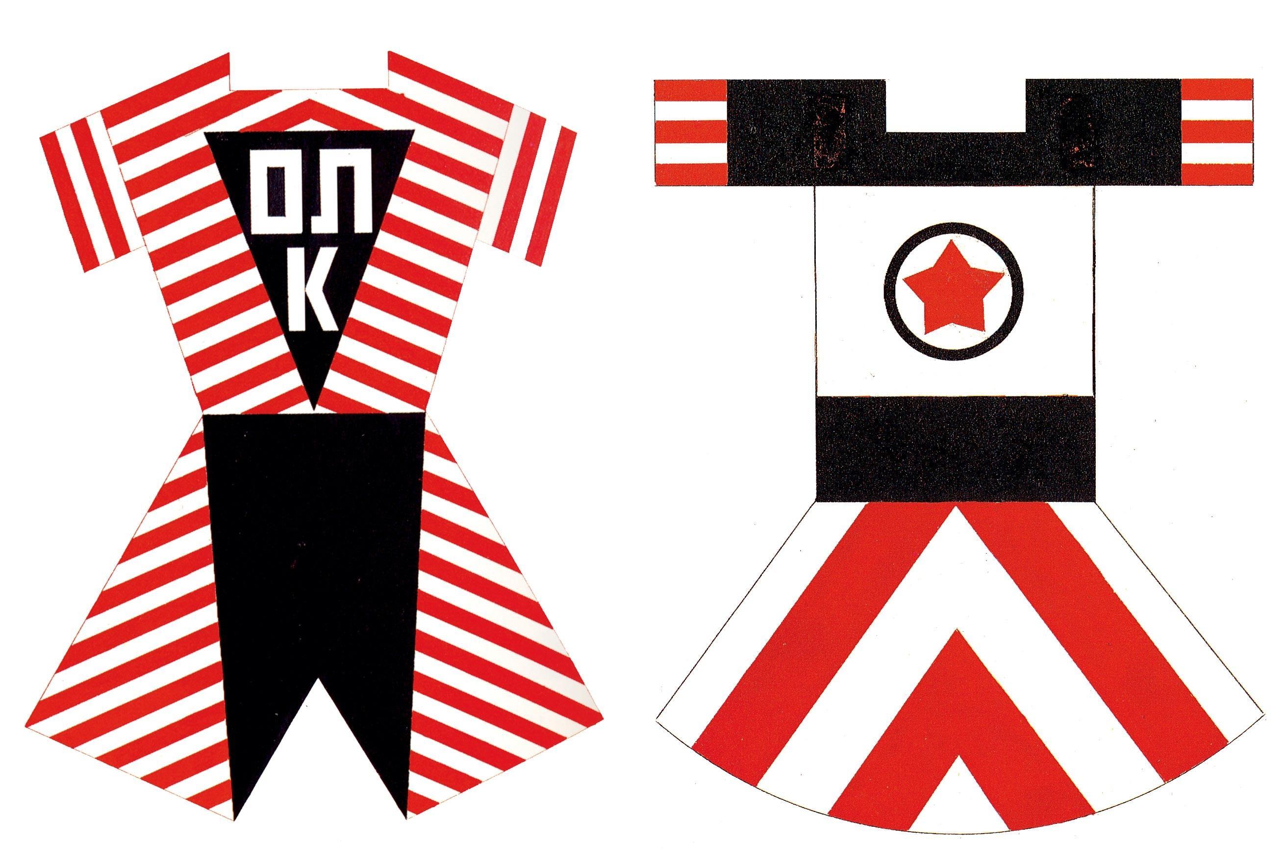 <stamp theme='his-green2'>Doc. 1</stamp> Le vêtement constructiviste : un corps nouveau