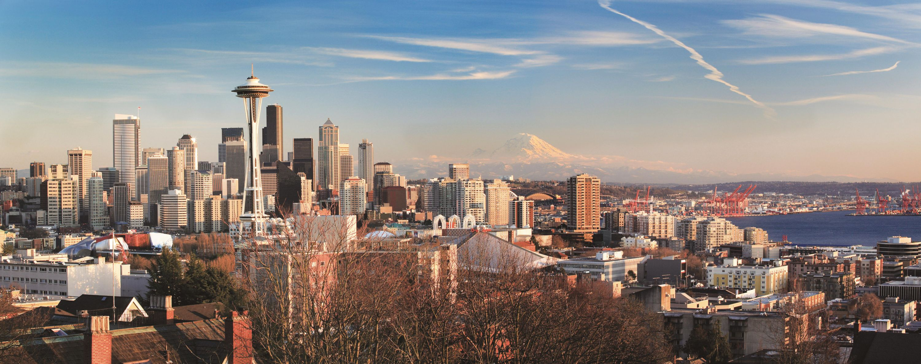 <stamp theme='his-green2'>Doc. 2</stamp> Vue de la ville de Seattle