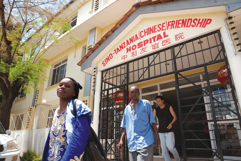 <stamp theme='his-green2'>Doc. 1</stamp> La présence chinoise en Afrique