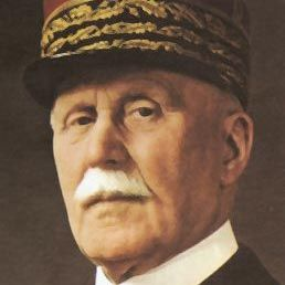<stamp theme='his-green2'>Doc. 1</stamp> Philippe Pétain (1856-1951)