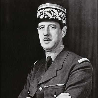 <stamp theme='his-green2'>Doc. 2</stamp> Charles de Gaulle (1890-1970)