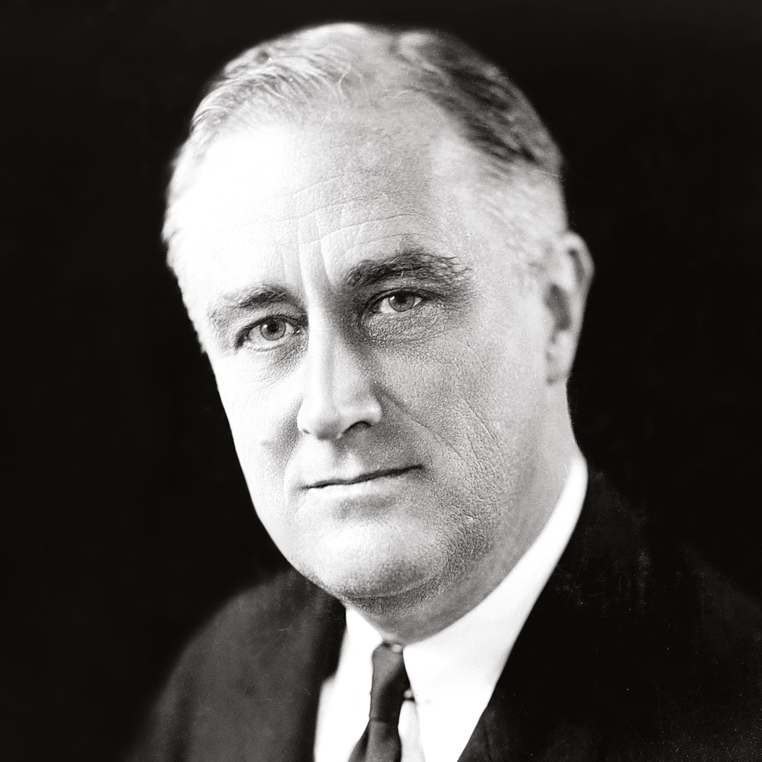 <stamp theme='his-green2'>Doc. 3</stamp> Franklin D. Roosevelt (1882-1945)