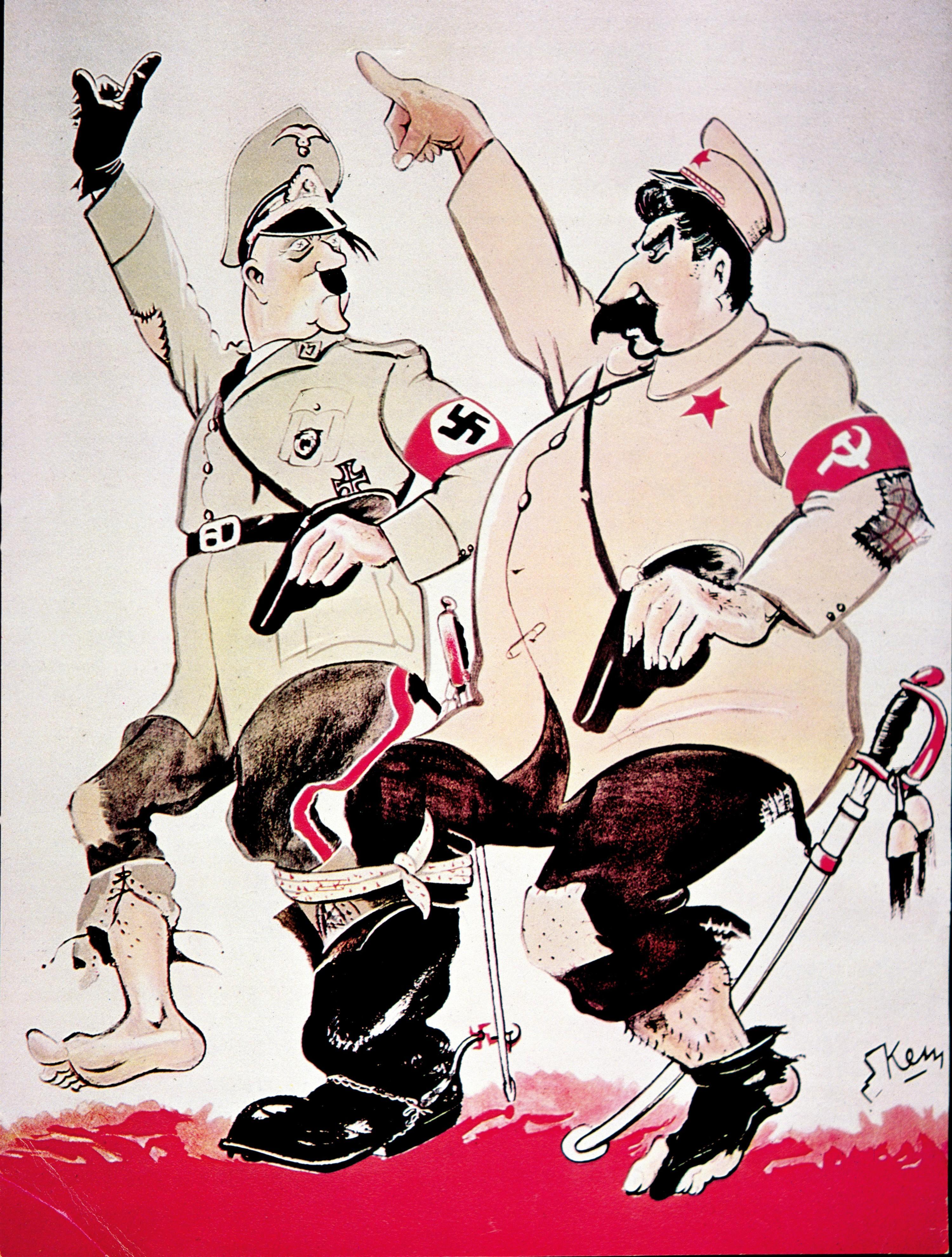 <stamp theme='his-green2'>Doc. 7</stamp> L'expansion et les alliances de l'Allemagne