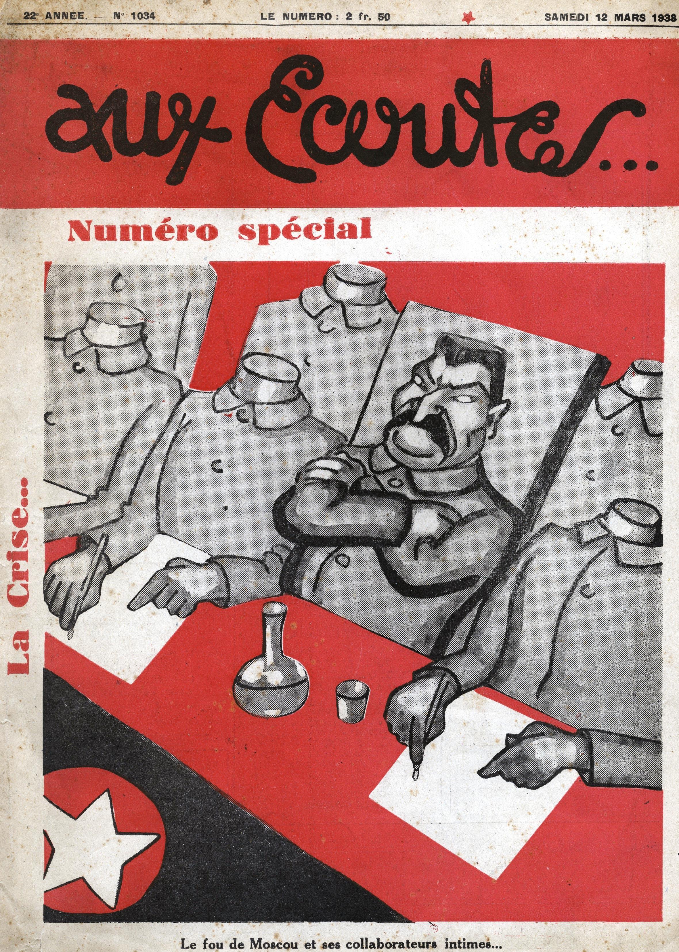 <stamp theme='his-green2'>Doc. 4</stamp> La terreur stalinienne en URSS
