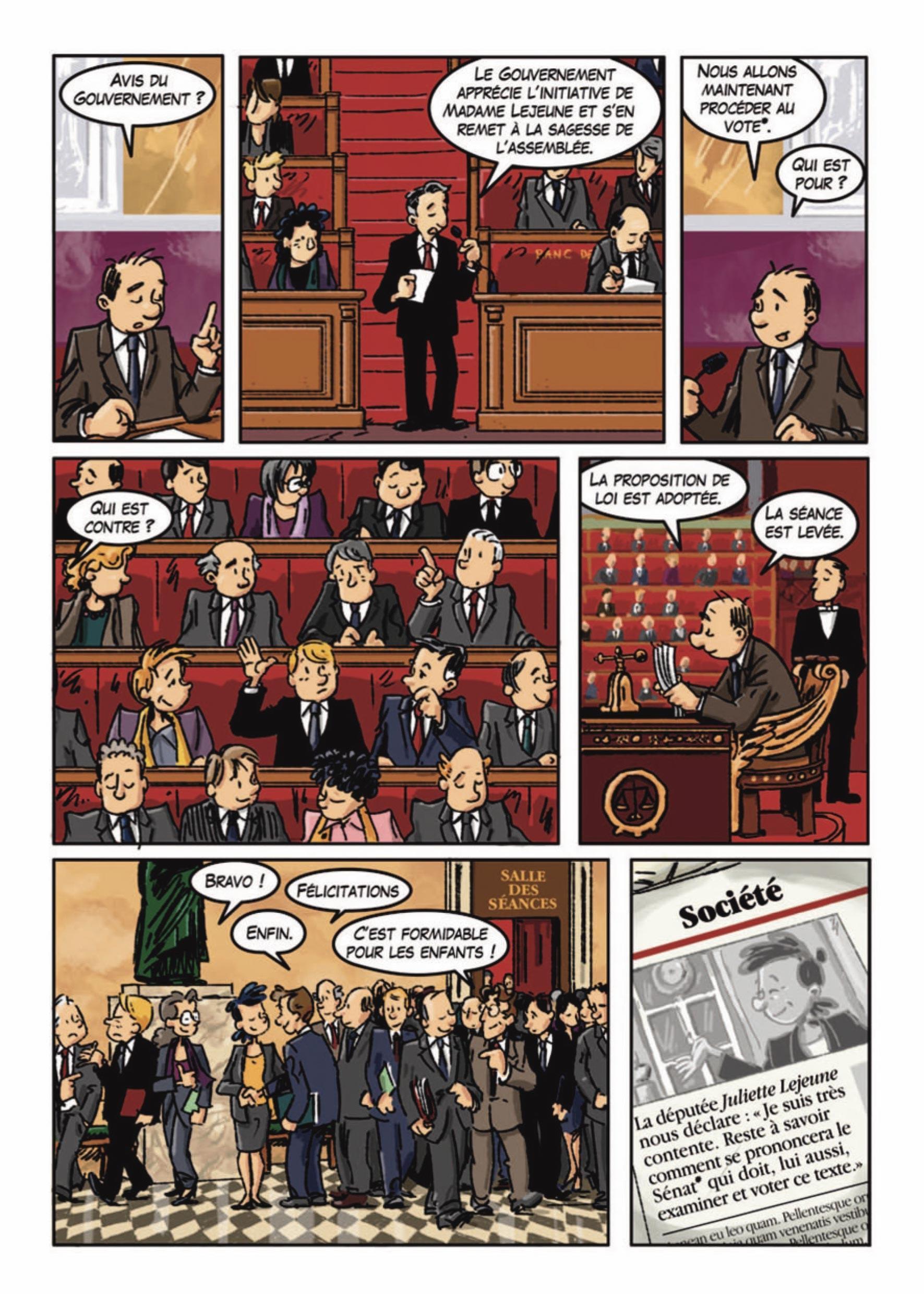 <stamp theme='his-green2'>Doc. 1</stamp> Le projet de la proposition de loi : 3