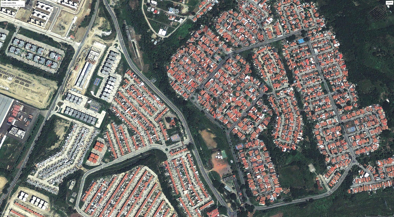 <stamp theme='his-green2'>Doc. 3</stamp> L'étalement urbain à Cúa (Venezuela)