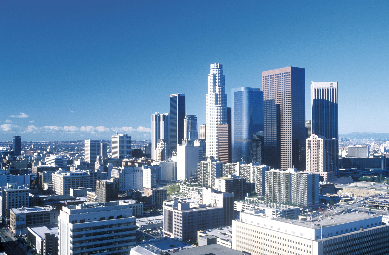 <stamp theme='his-green2'>Doc. 2</stamp> Le CBD de Los Angeles