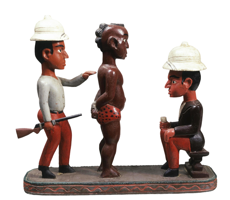 <stamp theme='his-green2'>Doc. 2</stamp> Les Européens vus par les indigènes